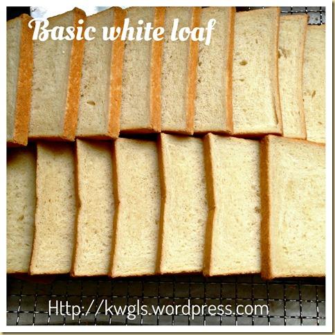 Basic White Loaf – Bread Bible Pullman Loaf Sandwich Bread (白吐司面包)