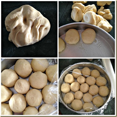 Old Fashion Pull Apart Butter Buns (古早味牛油餐包)