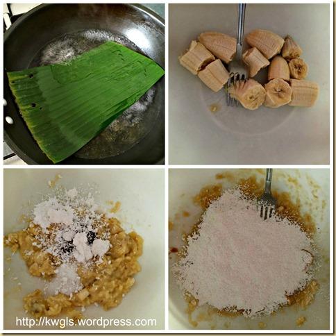 Lepat Pisang (蒸香蕉糕)