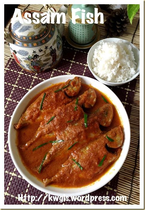 Assam Fish (阿叁鱼)