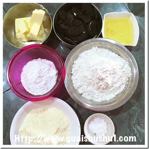 Oreo Milky Biscuits (Oreo 奶香饼干)
