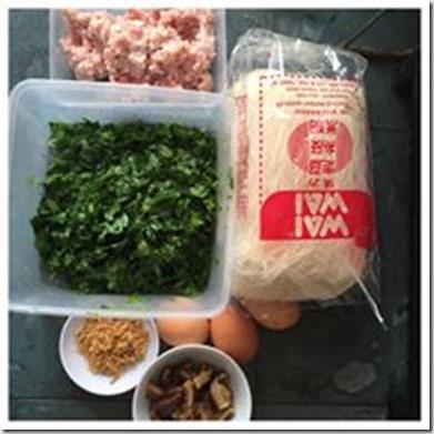 Manicai Fried Beehoon (树籽菜炒米粉)