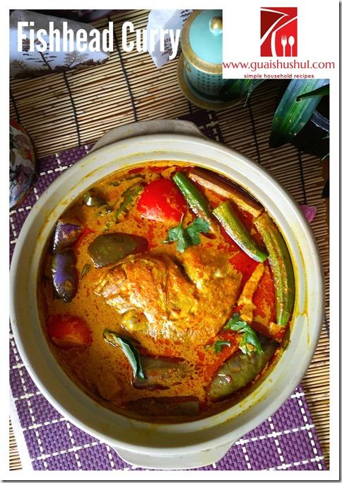 Fish Head Curry (鱼头咖喱)