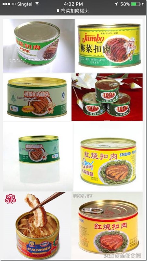 Hakka Mei Cai Stewed Pork Belly (客家梅菜扣肉)