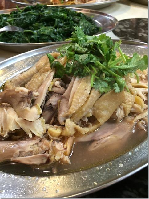 Authentic Hakka Confinement Dish–Yellow Wine Chicken (客家黄酒鸡)