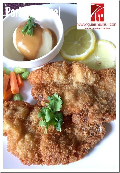 KFC Copycat Mashed Potatoes Recipe (KFC 马铃薯泥山寨食谱)