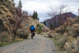 KVR between Kaleden and Okanagan Falls