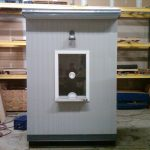 Ticket Booth-4 X 6 Standard Model