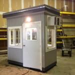 4 x 8 Guard Booth-Plan B-Upgrades