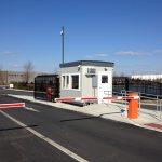 Ocean Spray-Security Guard Booth-8 x 10