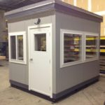8 x 10-Guard House-Operator Booth-100-130MPH zone
