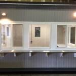 8' x 12' Custom Guard Booth