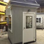 6 x 6-Guard Booth-Upgraded