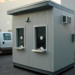 Ticket Booth-6 X 8-Standard Model