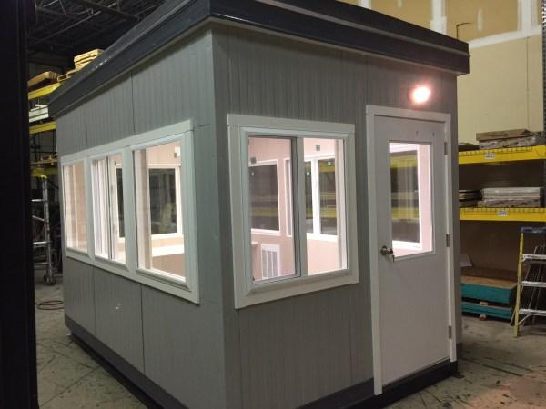 8x12 Guard Booth-PlanA