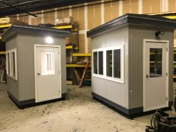 Guard Houses-Prefabricated