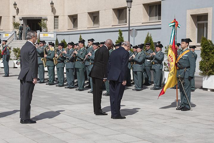 España y Angola suscriben un acuerdo de cooperación bilateral en materia de seguridad, de instituciones penitenciarias y de protección civil