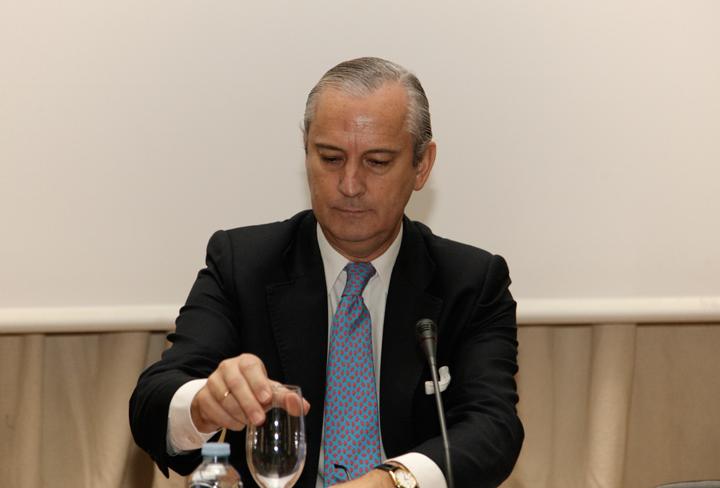 "Arsenio Fernández de Mesa inaugura la Jornada ""Liderazgo Estratégico, Futuro y Seguridad"""