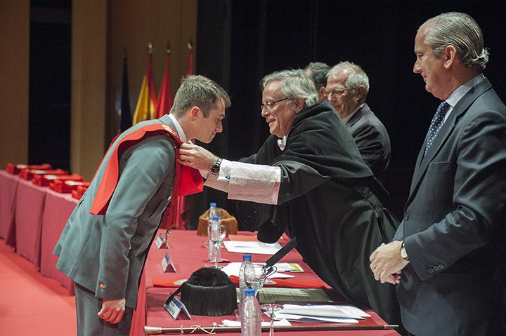 Graduados los primeros guardias civiles titulados en Ingeniería de la Seguridad