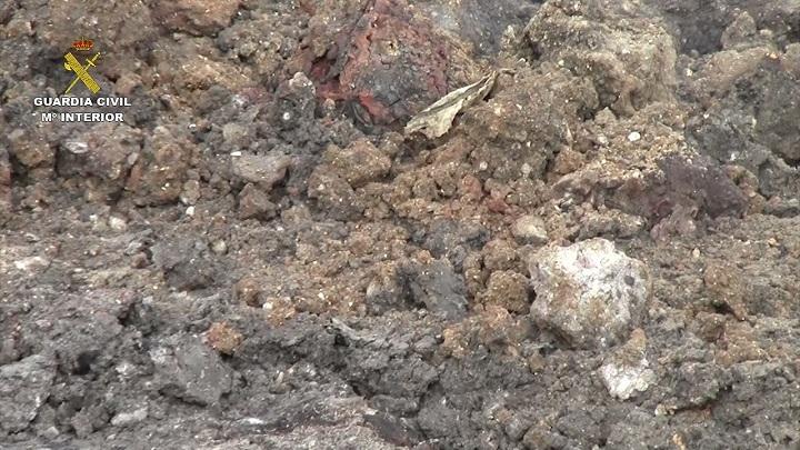 La Guardia Civil destapa delitos medioambientales por la manipulación irregular de 1.000 toneladas de residuos
