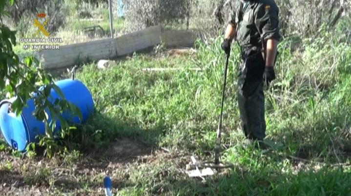 La Guardia Civil detiene a un vecino de Huesca por abusar de sus hijas menores de edad y por el homicidio en grado de tentativa de su mujer