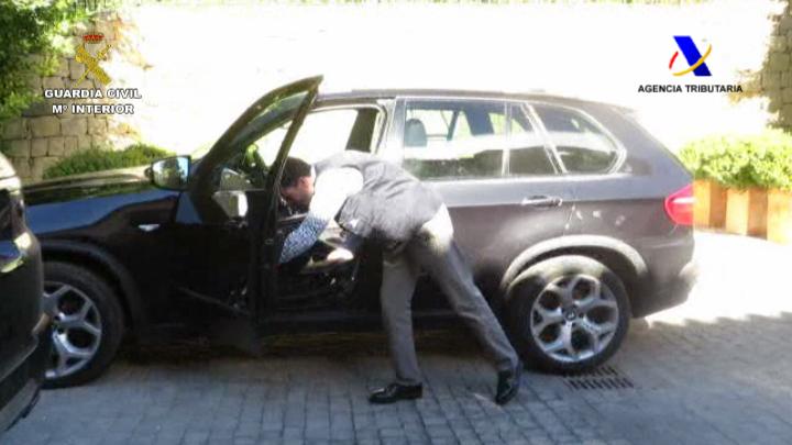 La Guardia Civil detiene en Marbella a un defraudador internacional