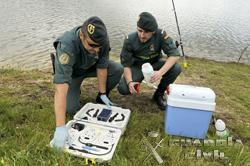 Funciones de la Guardia Civil, En el medio ambiente