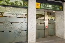 Oficina Atención al Ciudadano de la Guardia Civil en Madrid