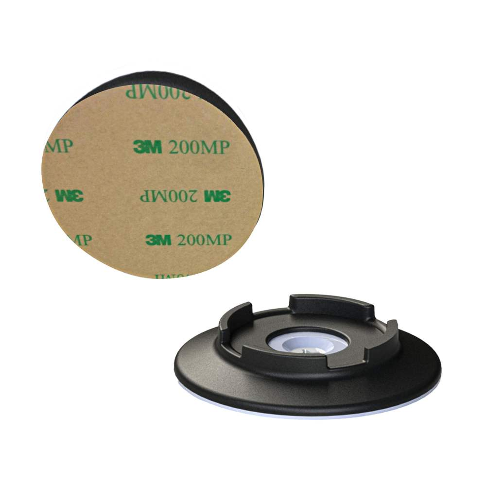 Nonmetallic Surface Adhesive and Screw Magnetic Mount