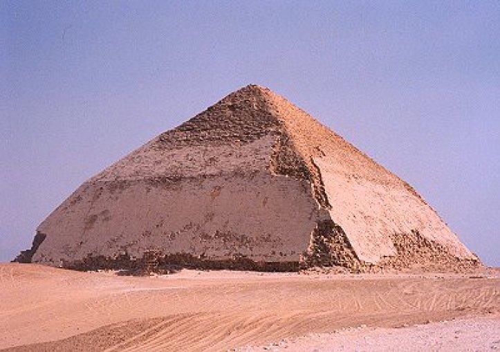 Resultado de imagen para bent pyramid