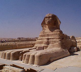 Great Sphinx of Egypt