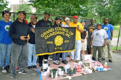 Grand Council - St. Mary's Park Clean Up 2