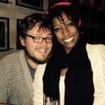 Tania and Brandon