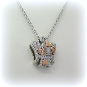 Collana Angelo Giannotti in argento