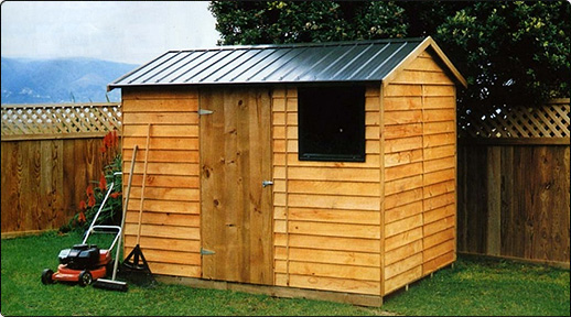 Pinehaven Craigieburn Timber Garden Shed Garden Sheds NZ