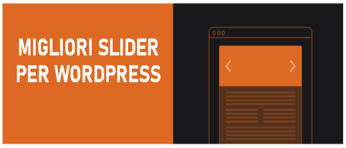 migliori slider per wordpress - gubitosa pierfranco