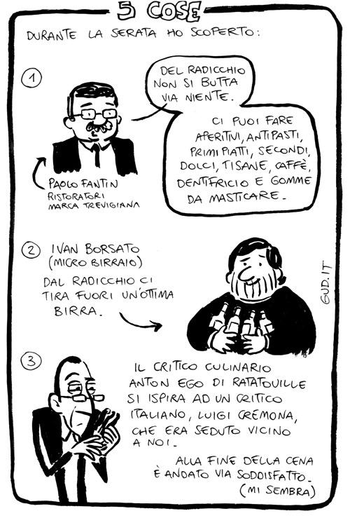 fumetti radicchio igp