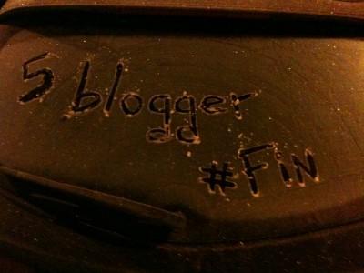 cinque blogger ad angouleme
