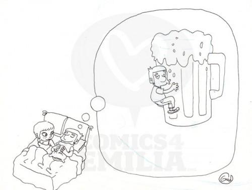 i fumetti aiutano le zone terremotate dell'emilia