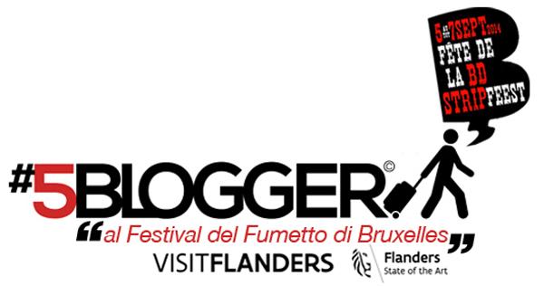 5blogger a bruxelles