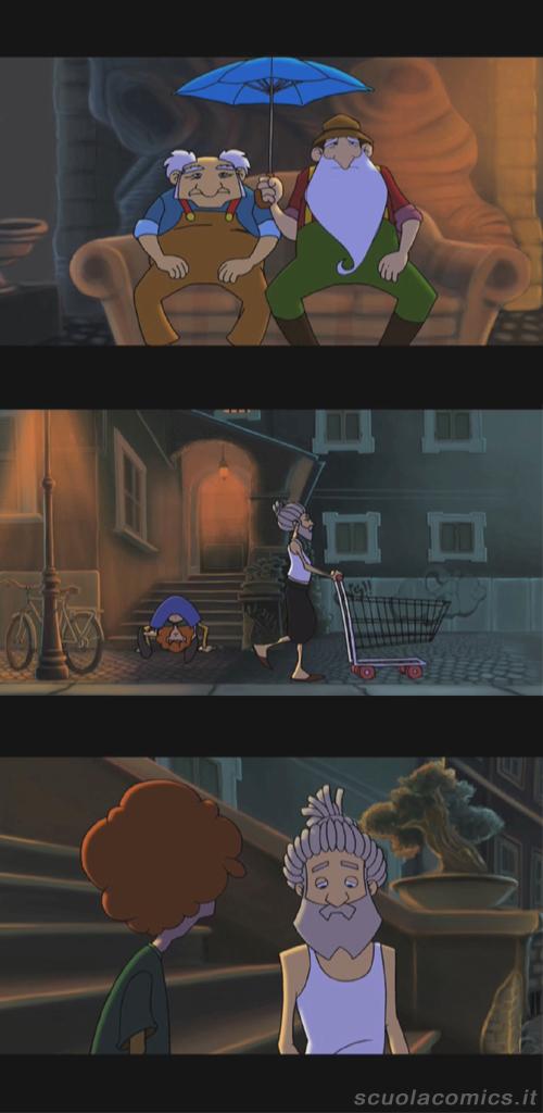 corto animato tratto dal fumetto Merde di Gud