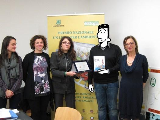 premio lega ambiente libro