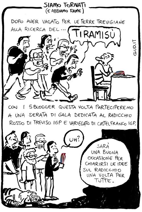 fumetti radicchio treviso