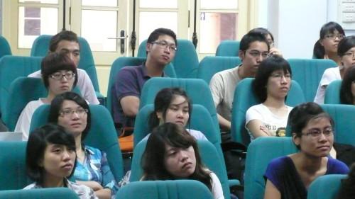 fumetto universita' di hanoi