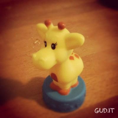 verso giraffa