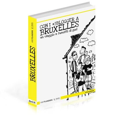 viaggio bruxelles fumetti