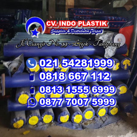 CV. Indo Plastik - Supplier Distributor Terpal