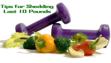 Top Tips For Shedding Those Last 10 Pounds