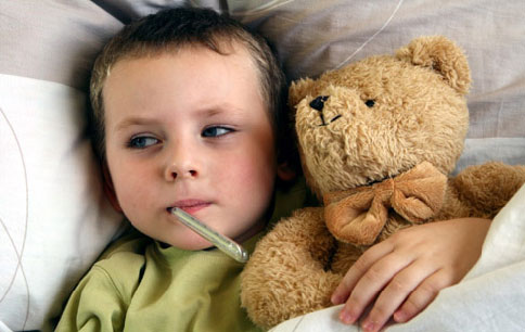 Image result for childs immune system from lack of sleep