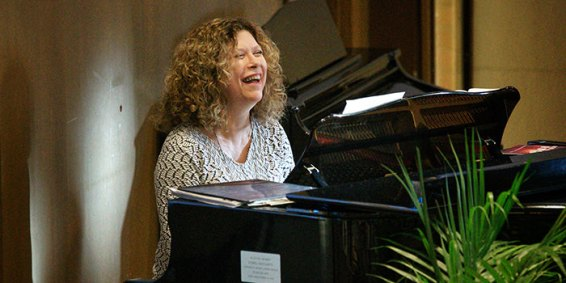 After 13 years with the choir, Nancy announces her retirement.